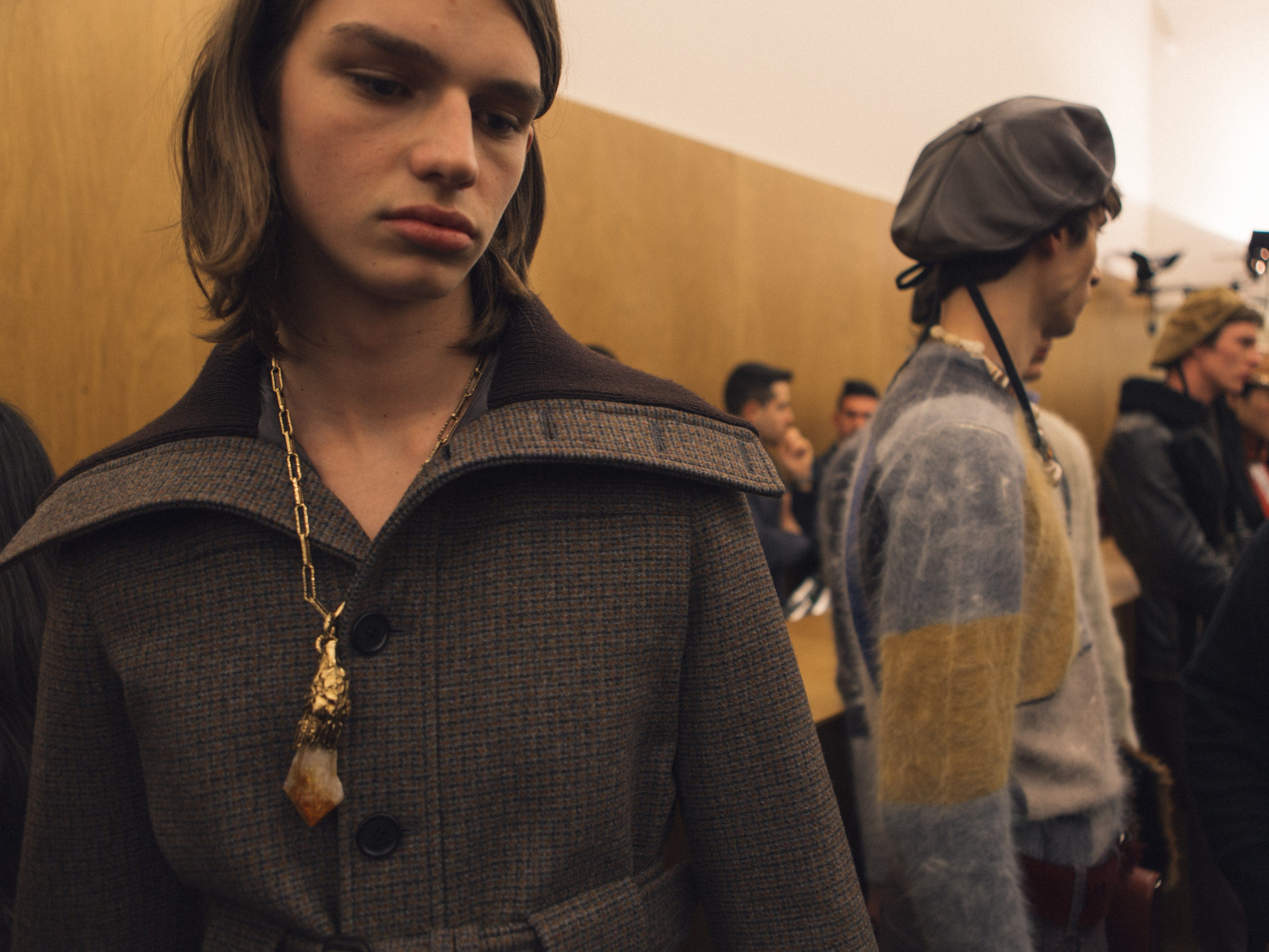The 70s Are Alive and Well at Etro SS 15 photo