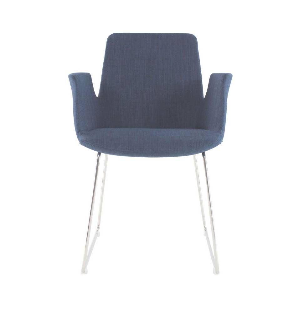 Clara Arm Chair Blue | Arms, Dining and Collection
