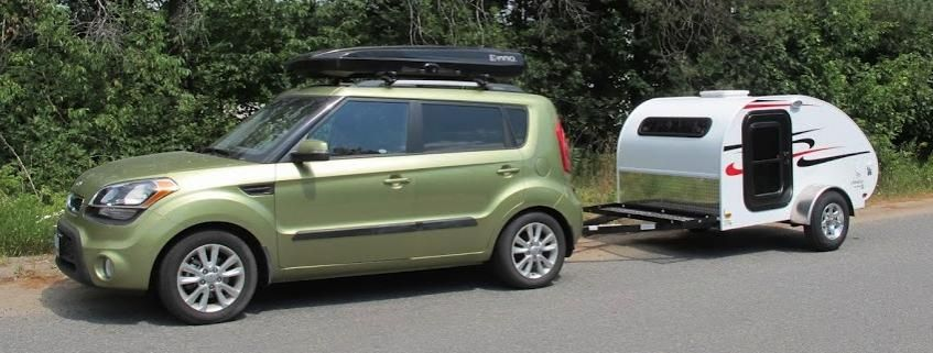 Towing Page 2 Trailers Pinterest Kia Soul Cars