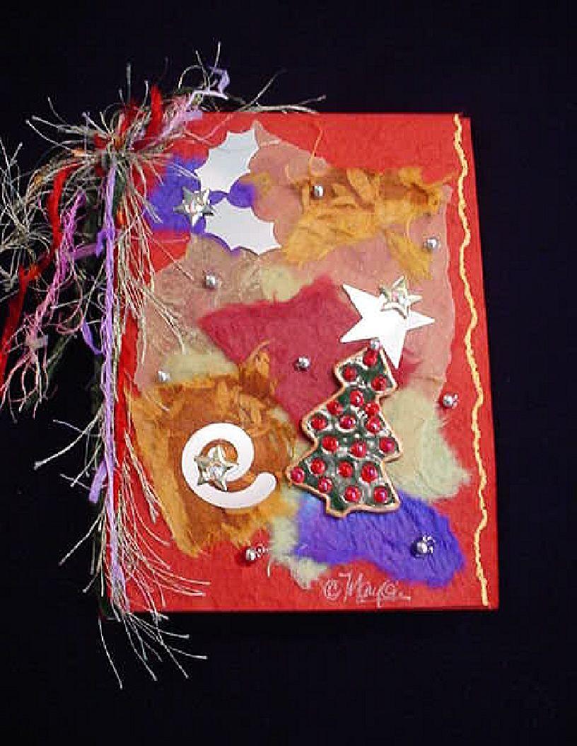 Christmas card messages, Christmas greeting card