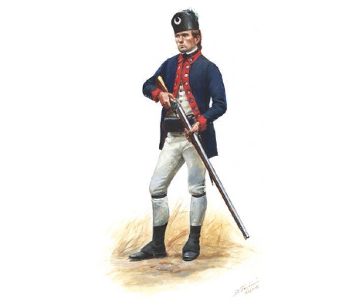 2nd SC regiment.
