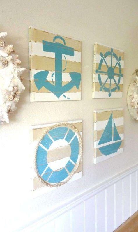 Arredare casa al mare con il fai da te bellaria2 for Arredare casa fai da te