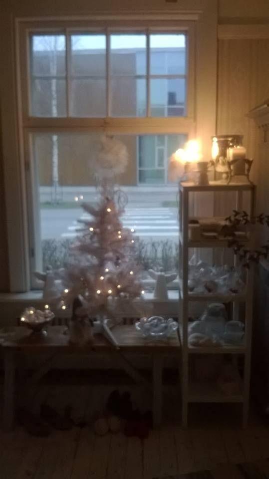Joulun tunnelmaa Piupajassa 2014