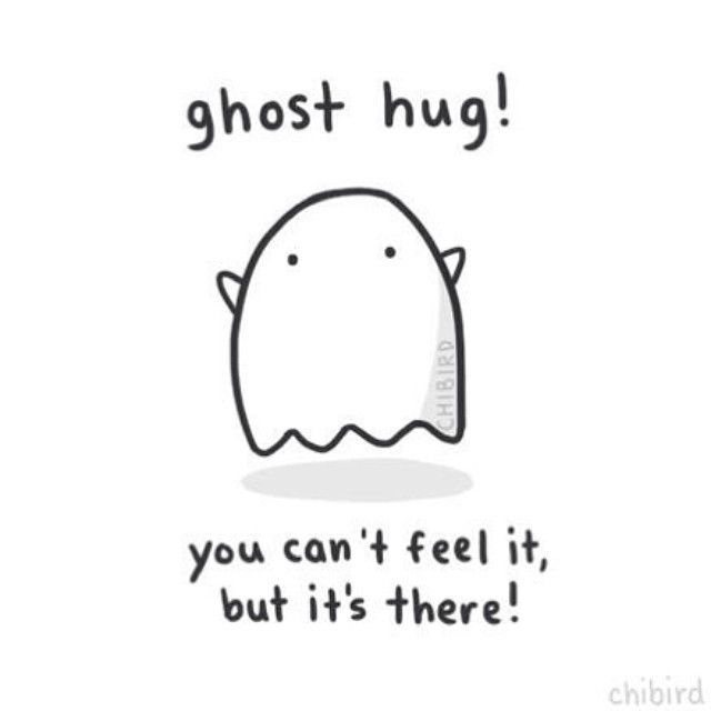 Ghost Hug Quotes Quote Hug Girl Quotes Quote For Girls Girls Status Ghost  Hug