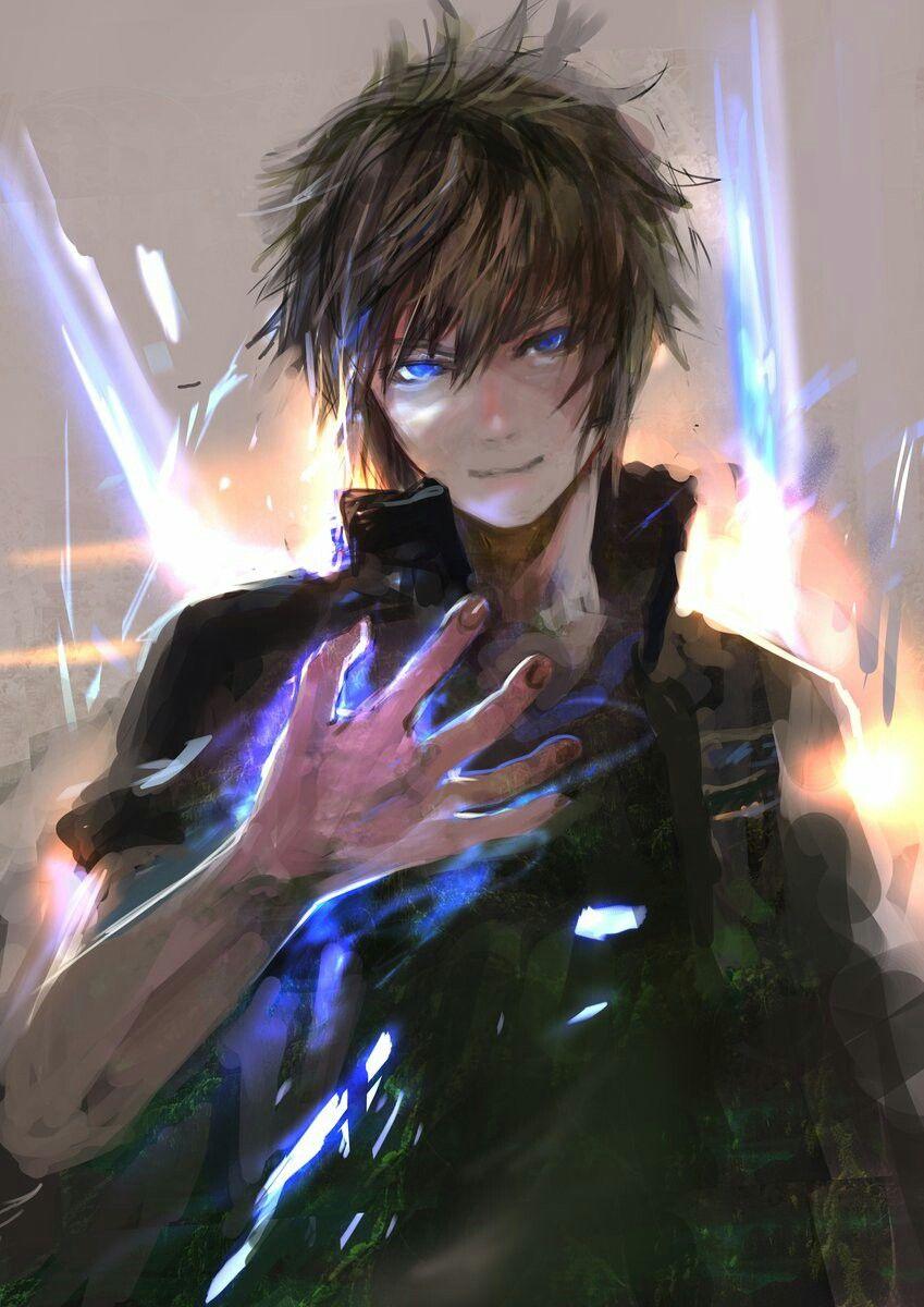 Final Fantasy Xv Noctis Lucis Caelum Ffxv Anime Masculino