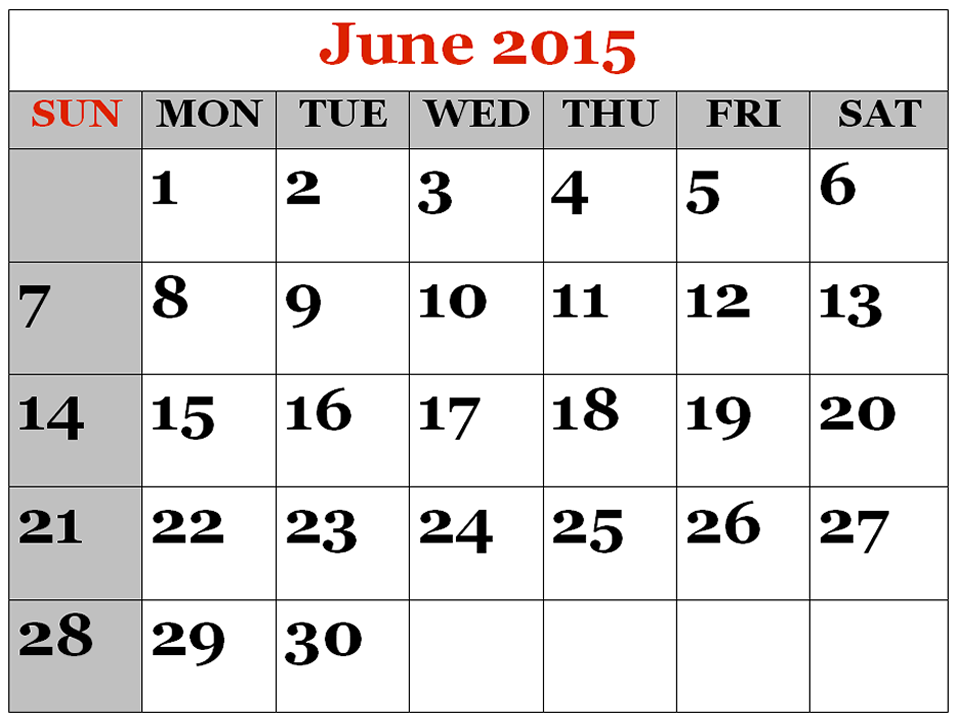 June Calendar Vertex : Check out blank june calendar page template word