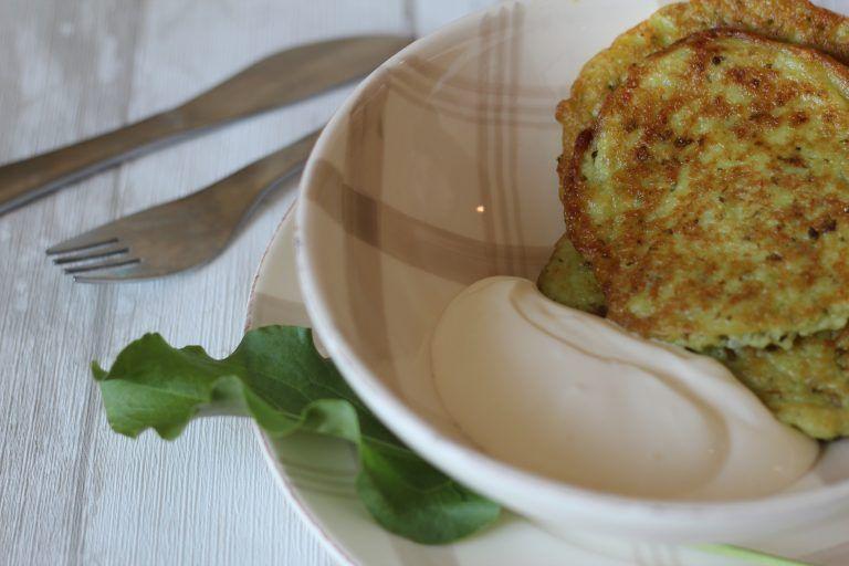 Placki Ziemniaczane Ze Szpinakiem Alaantkoweblw Food Breakfast Eggs