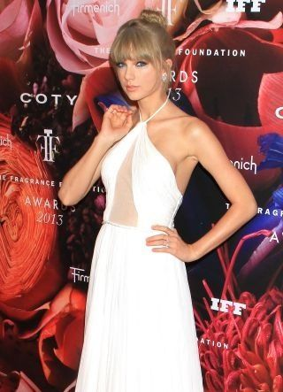 On this day in history, I have sprayed myself with Taylor's perfume- Taylor. And at midnight the new song is released!!