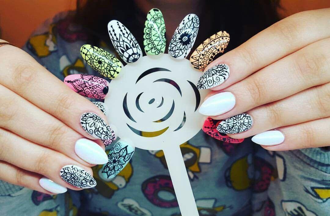 Pin by Magda Jaro on nails RAPIDOGRAPH | Pinterest | Nail art wheel