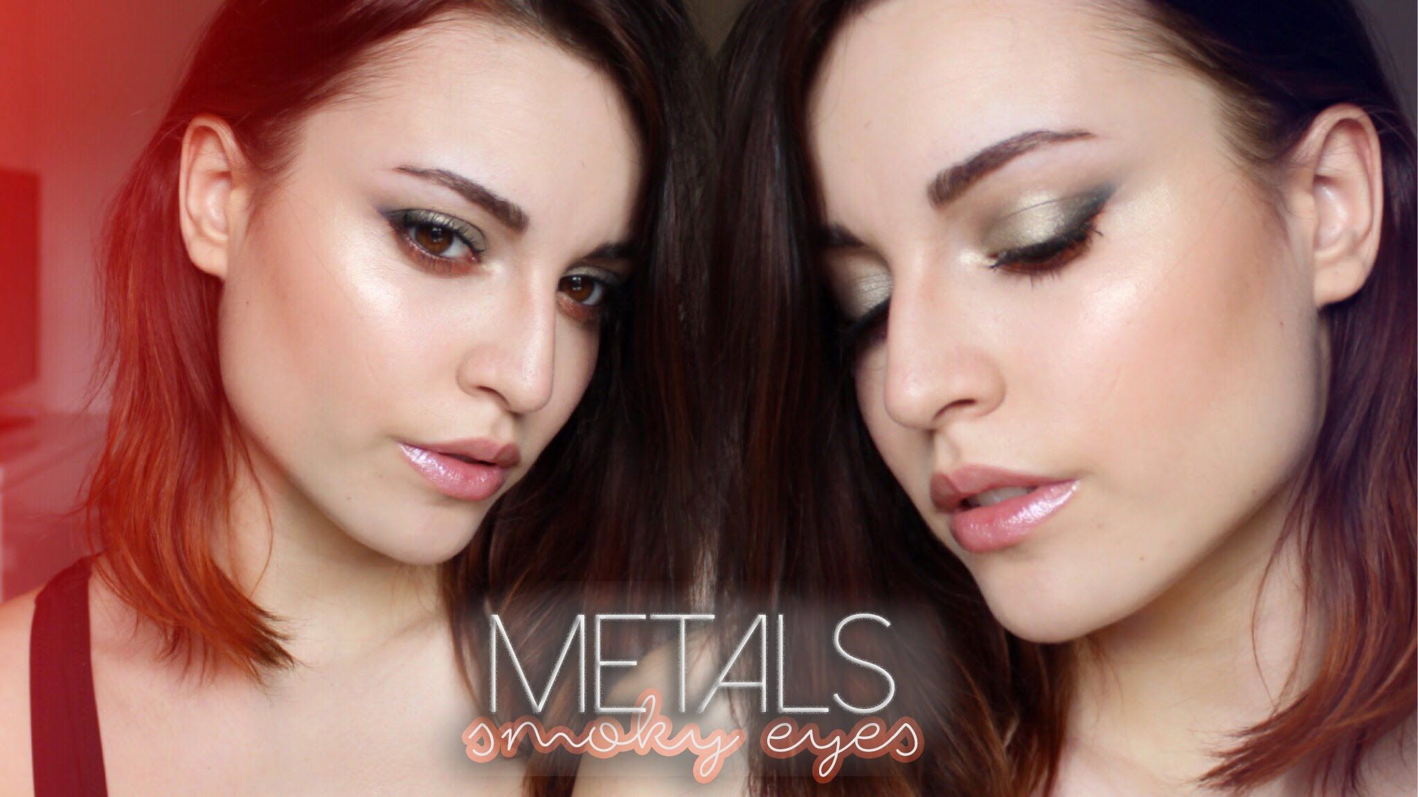 2 LOOKS 1 PALETTE FT. URBAN DECAY STONED VIBES PALETTE