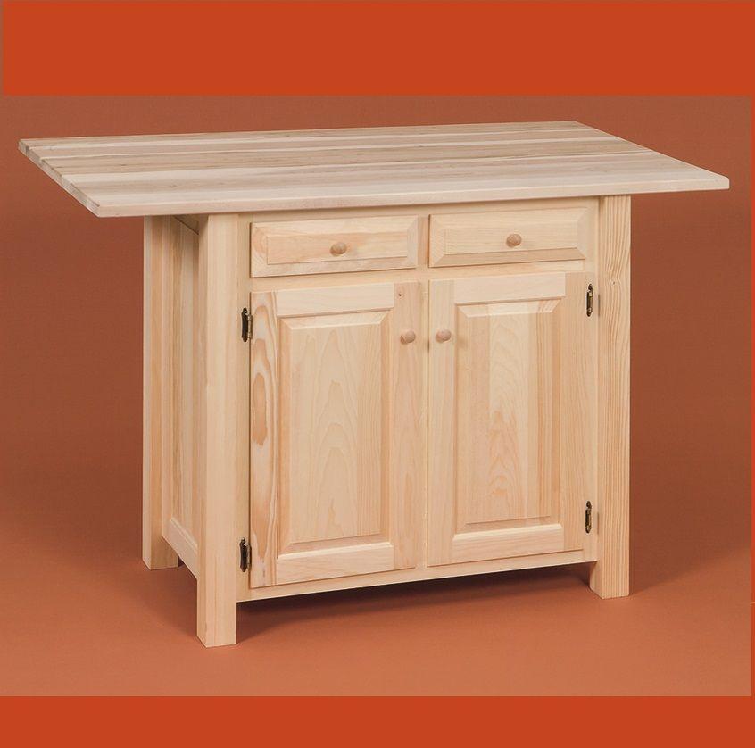 Unfinished Kitchen Cabinets, Unfinished Furniture Spokane