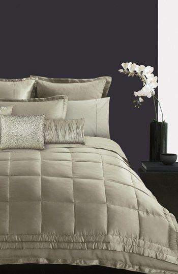 Superb Donna Karan U0027Modern Classicsu0027 Silk U0026 Cotton Quilt (Online Only) Available At Idea