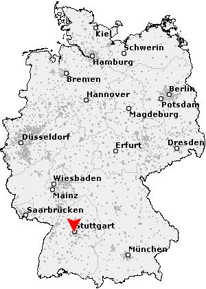 deutschland karte stuttgart stuttgart karte deutschland #deutschland #karte #stuttgart | Karte
