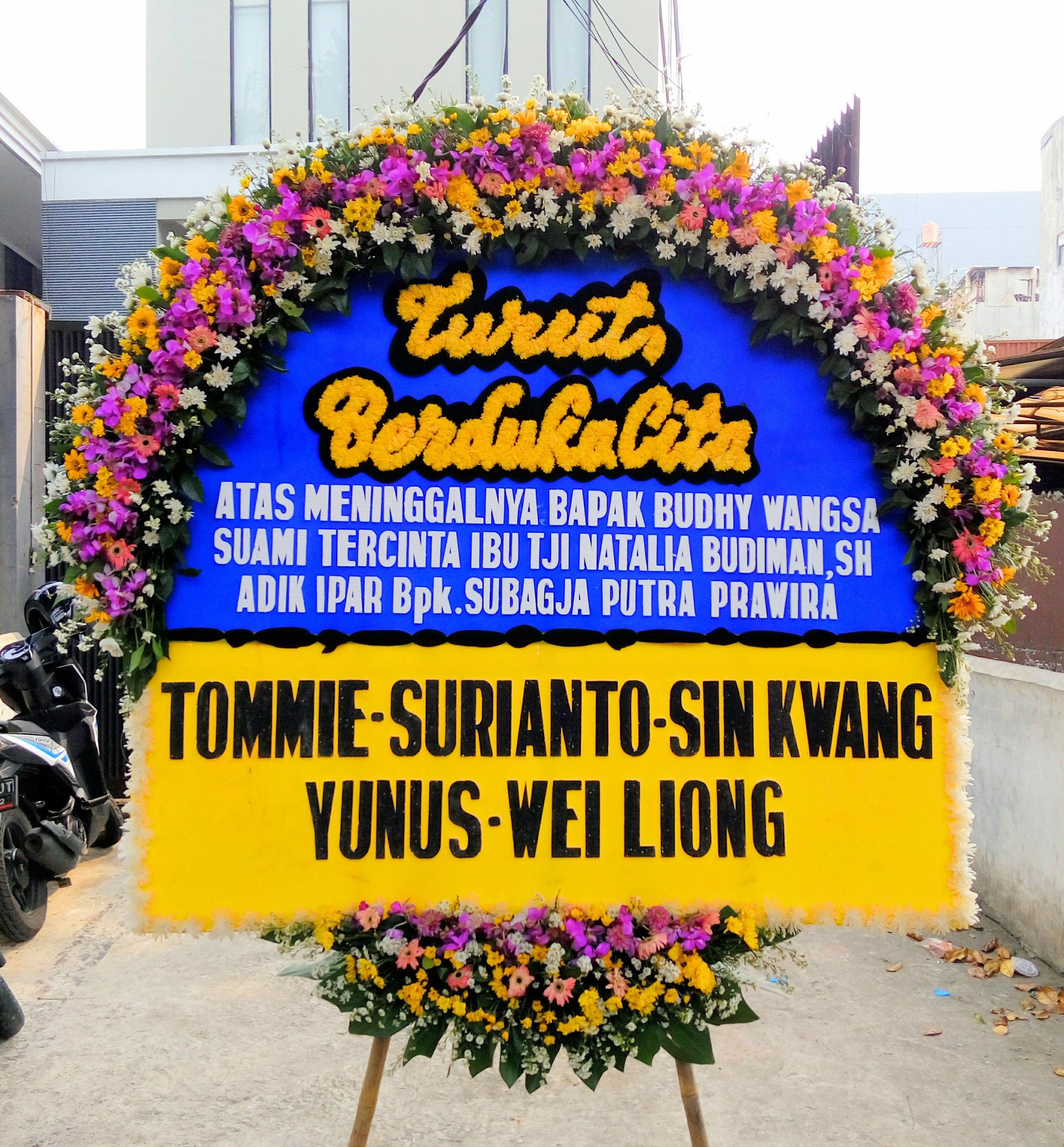 Toko Bunga Papan Duka Cita Terpercaya Di Jakarta Selatan Toko Bunga Bunga Rangkaian Bunga