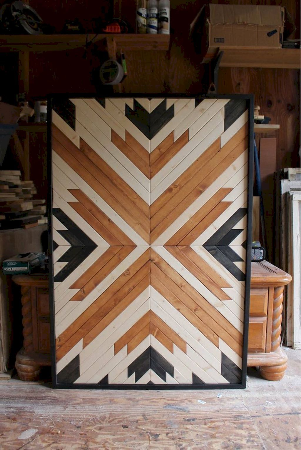 65 Awesome Wooden Wall Decor Design Ideas - BrowsyouRoom