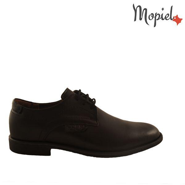 Pantofi barbatesti din piele naturala La interior captusite cu piele naturala Produs 100% romanesc