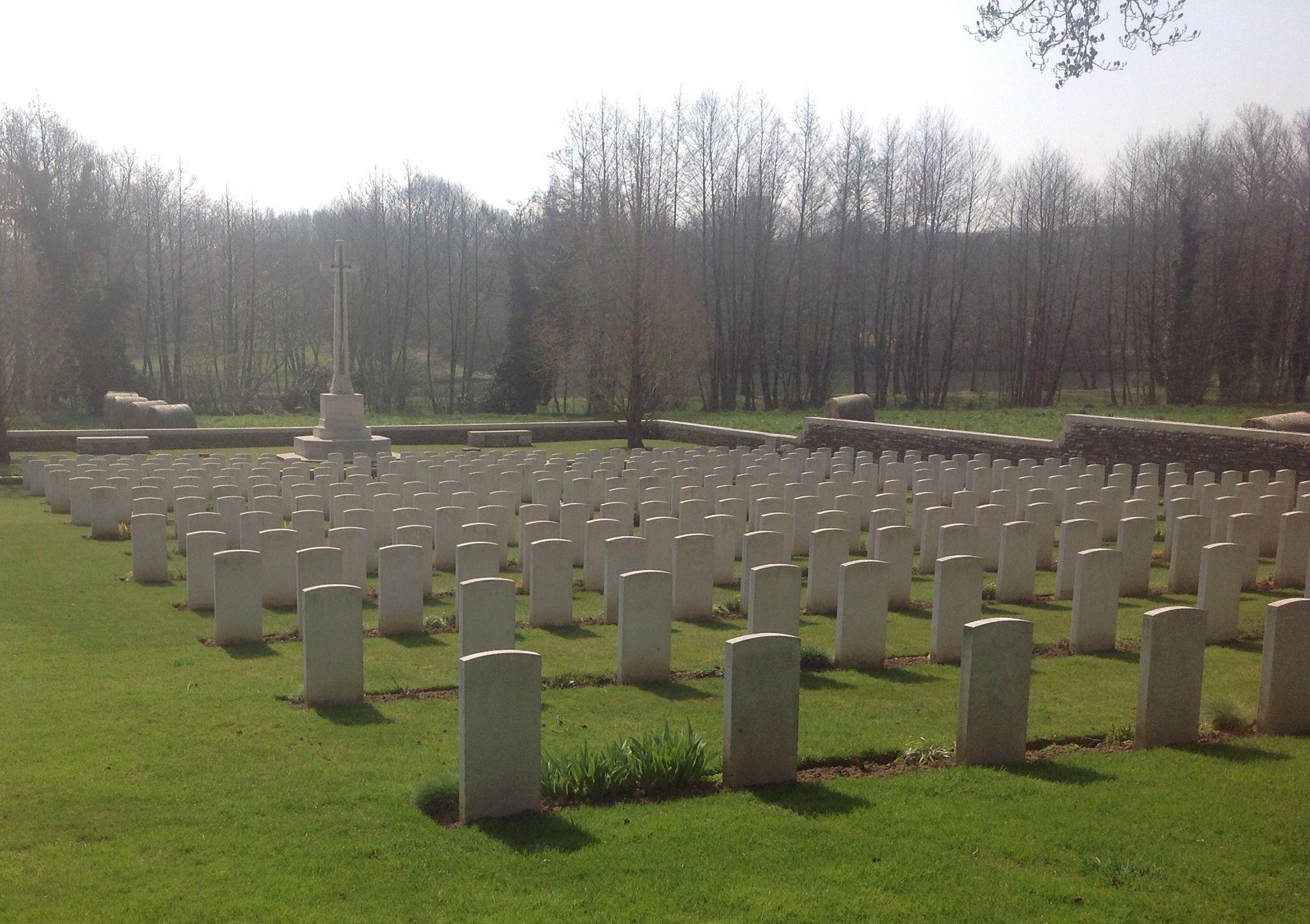 St Catherine British Cemetery Cemetery Cemeteries St