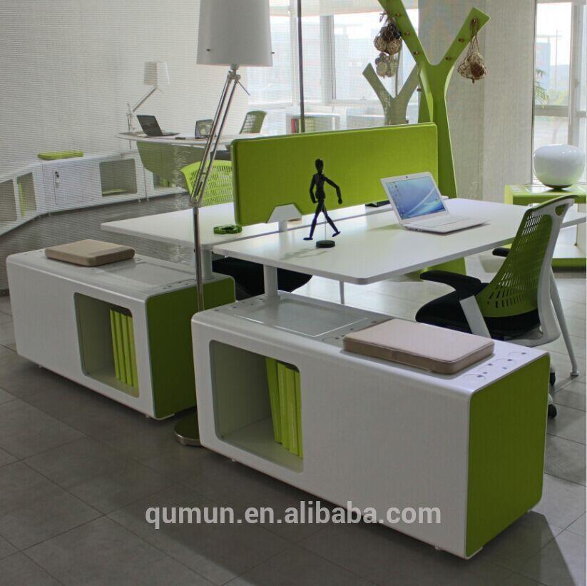 chino de lujo ejecutivo de mobiliario de oficina de mesas oficina