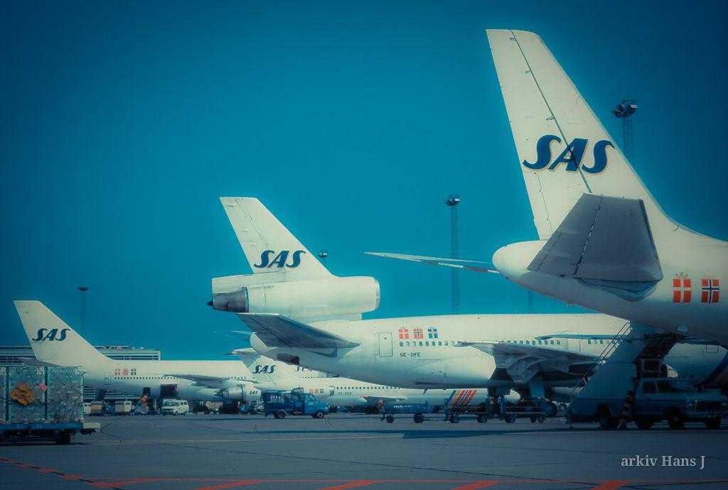 Travel Scandinavian Airlines Boeing 747 The Viking Of The 1970s Ultra Swank Scandinavian Airlines System Boeing 747 Boeing