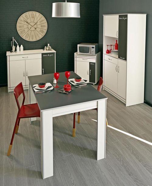 Küchenmöbel - Set Matteo III 4tlg Die Küchenmöbel von Matteo sind