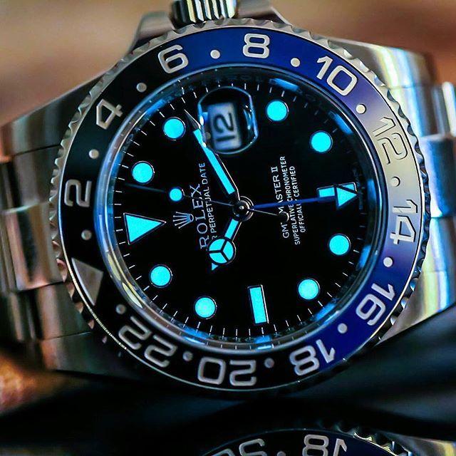 3c85b272699 Rolex GMT-Master II BLNR  vip watch brasil