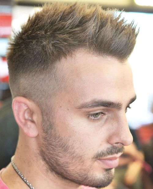 23 Of The Smart And Stylish Short Hairstyles 2019 For Men Hair And Comb Mens Hairstyles Short Cool Short Hairstyles Mens Hairstyles