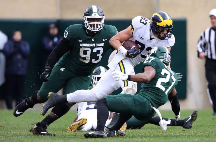 Michigan State Football Naquan Jones Has Star Potential At Dt In 2020 Michigan State Football Football Michigan State