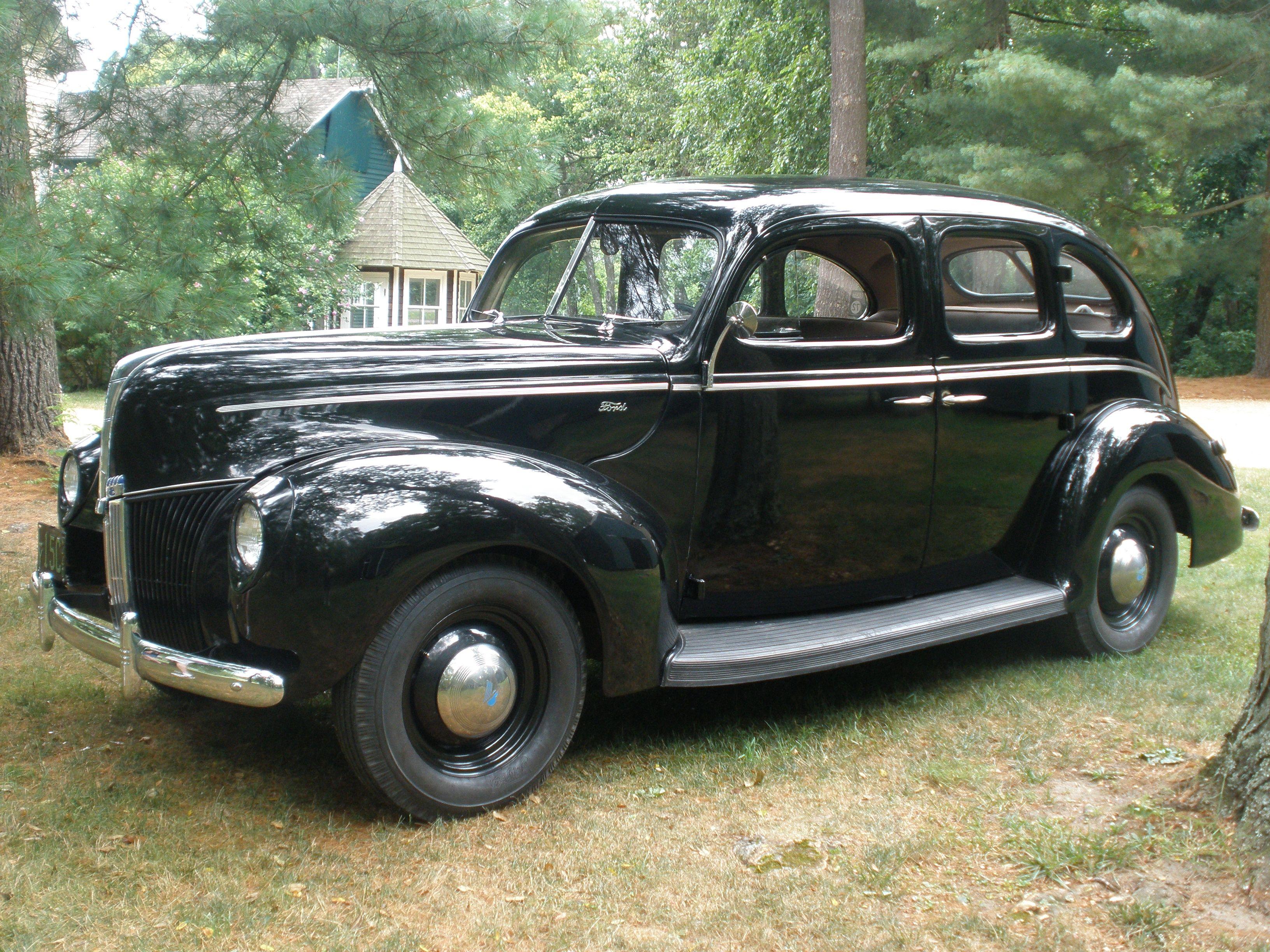 1940 Fordor