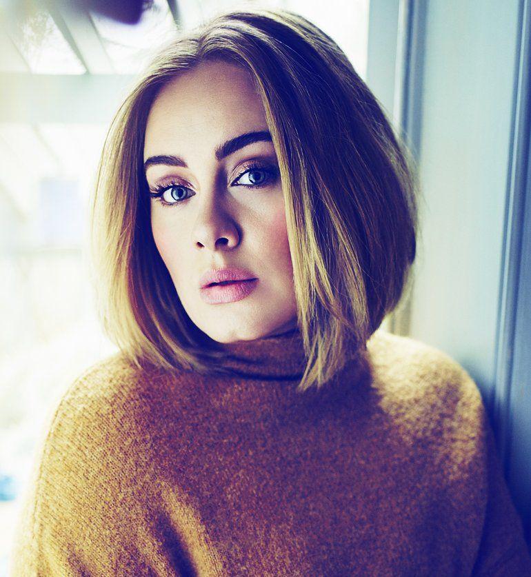 Pin De I Am Sue B Em Adele Cabelo Da Adele Cabelo Lindo Cabelo