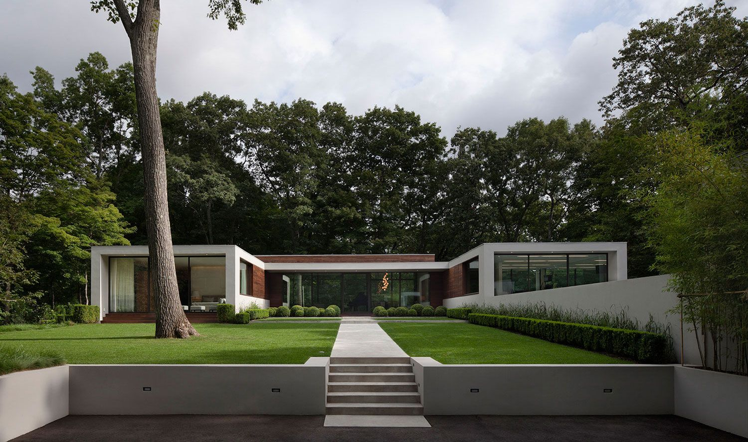 New canaan residence specht architects modern house design modern architecture architecture interiors