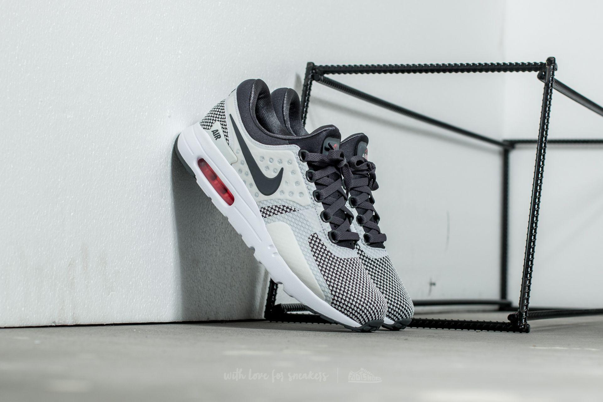 Nike Air Max Zero Essential Dark Grey  Dark Grey at a great price £103 9da347fa1