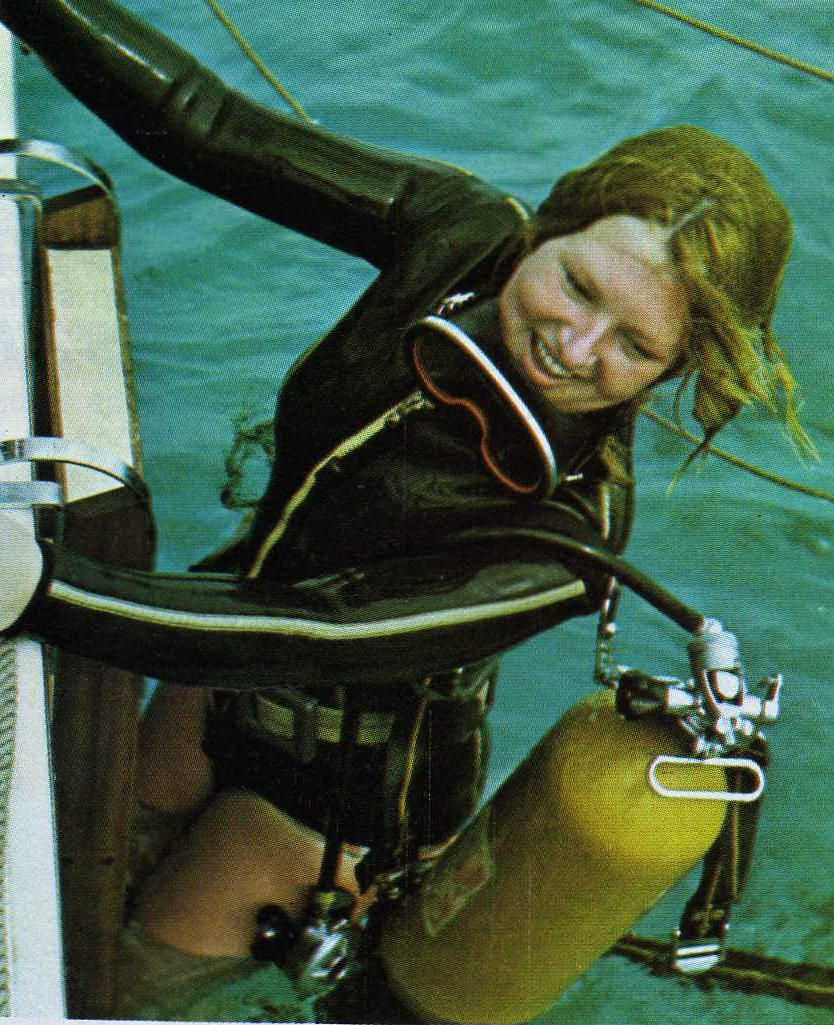 Vintage Scuba   Scuba diving and snorkeling is so much fun ...