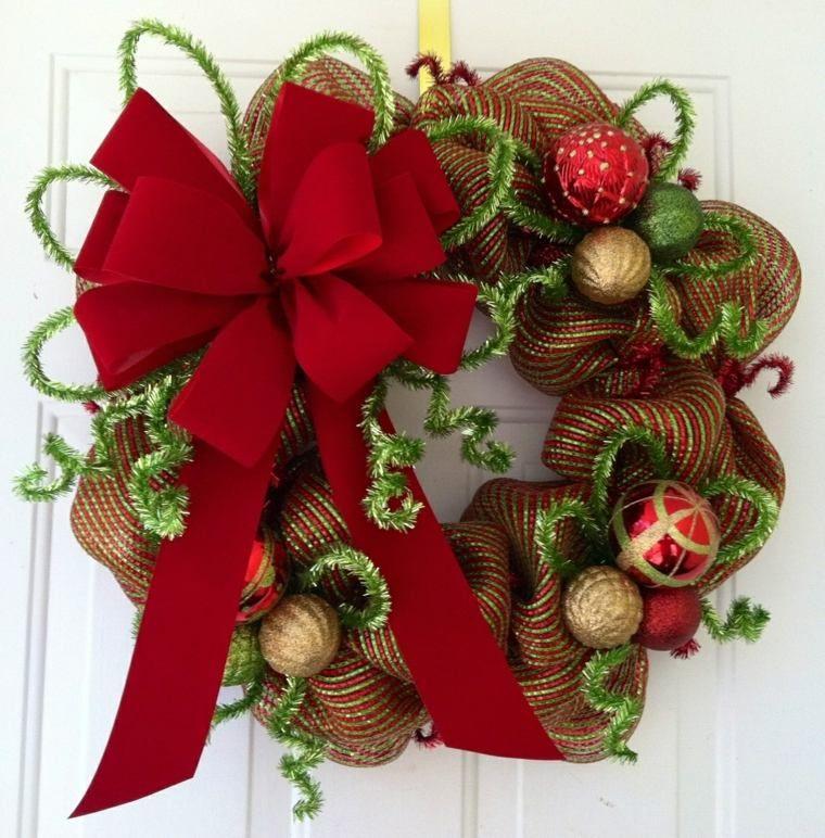 Activit de no l 50 id es originales de d coration wreaths other christmas wreaths diy - Decorazione archi in casa ...