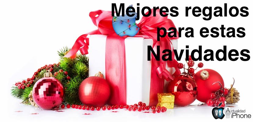 Rocopilatorio de los mejores regalos para iPhone (y algo más) para estas Navidades - http://www.actualidadiphone.com/regalos-iphone-navidad-2015/