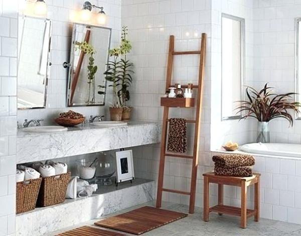 Schön ablage bad holz Badezimmer in 2019 Bathroom storage