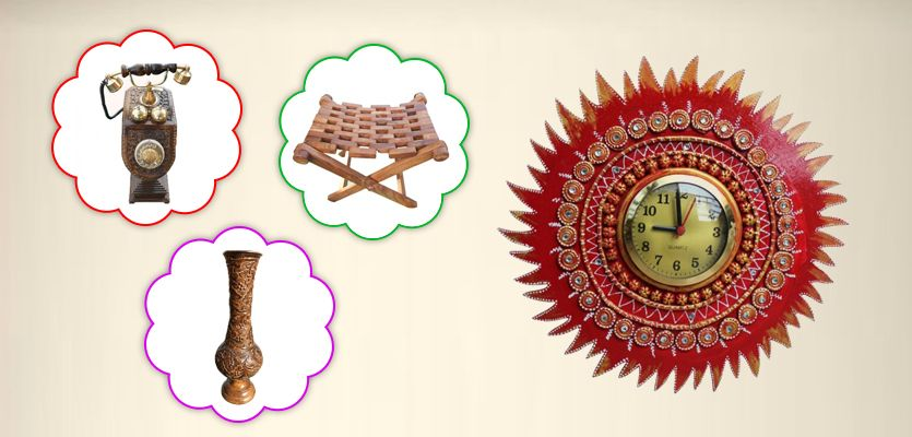 Handicrafts Made By Wood Are Always Adored By People Around The