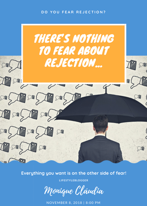 how to overcome fear of rejection