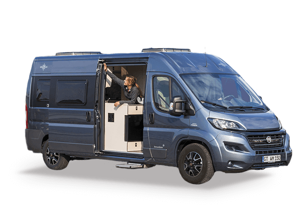 MEDIUM 2 - Hymercar Yosemite or Westfalia Amundsen 600E | D oh