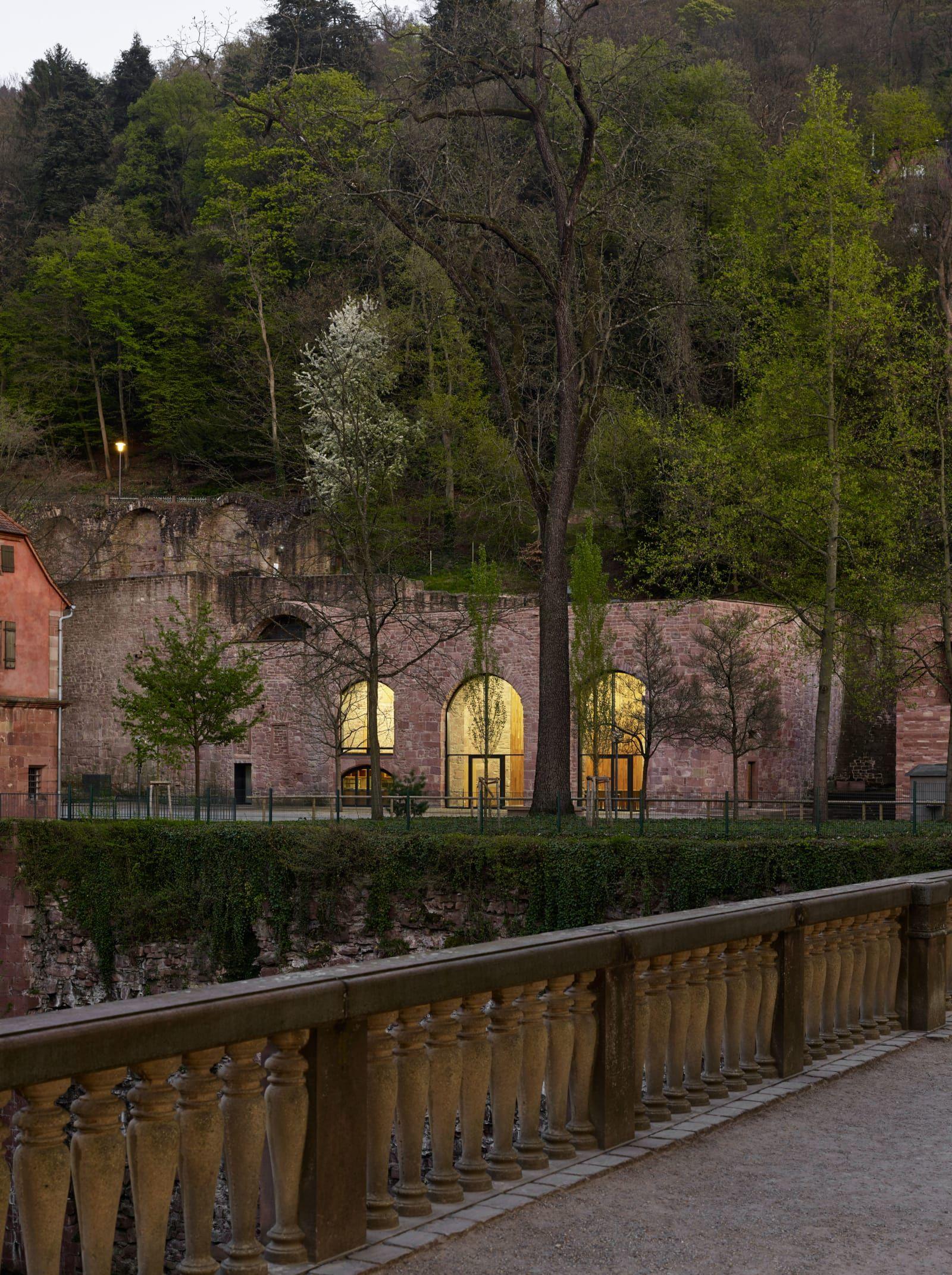 Architekt Heidelberg max dudler architekt stefan müller heidelberg castle b