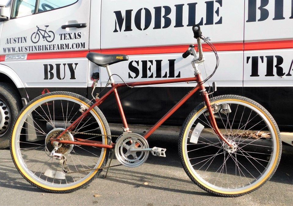 Schwinn Sierra Vintage All Terrain Bike 1983 Vintage Mountain