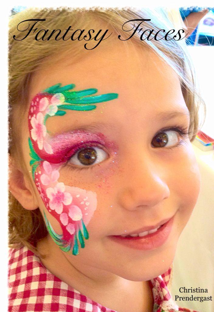12 Face Paint Strawberry Shortcake Ideas Face Painting Strawberry Shortcake Face