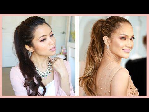Jennifer Lopez Oscars 2015 Inspired Look   Drugstore Makeup Tutorial - YouTube