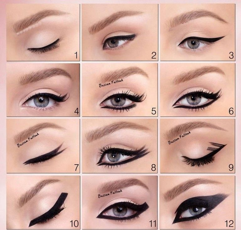 Best Eyeliner For Small Eyes Different Eyeliner Looks Eyeliner
