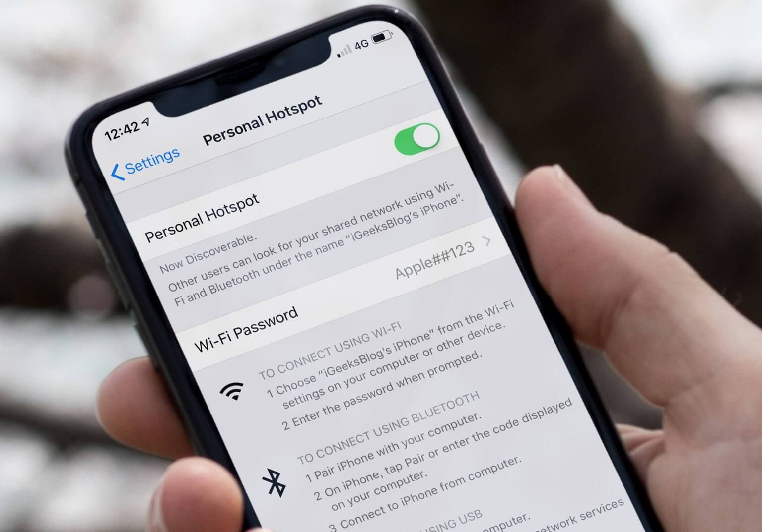 Here is how you can turn your new iPhone XS/XS Max as a