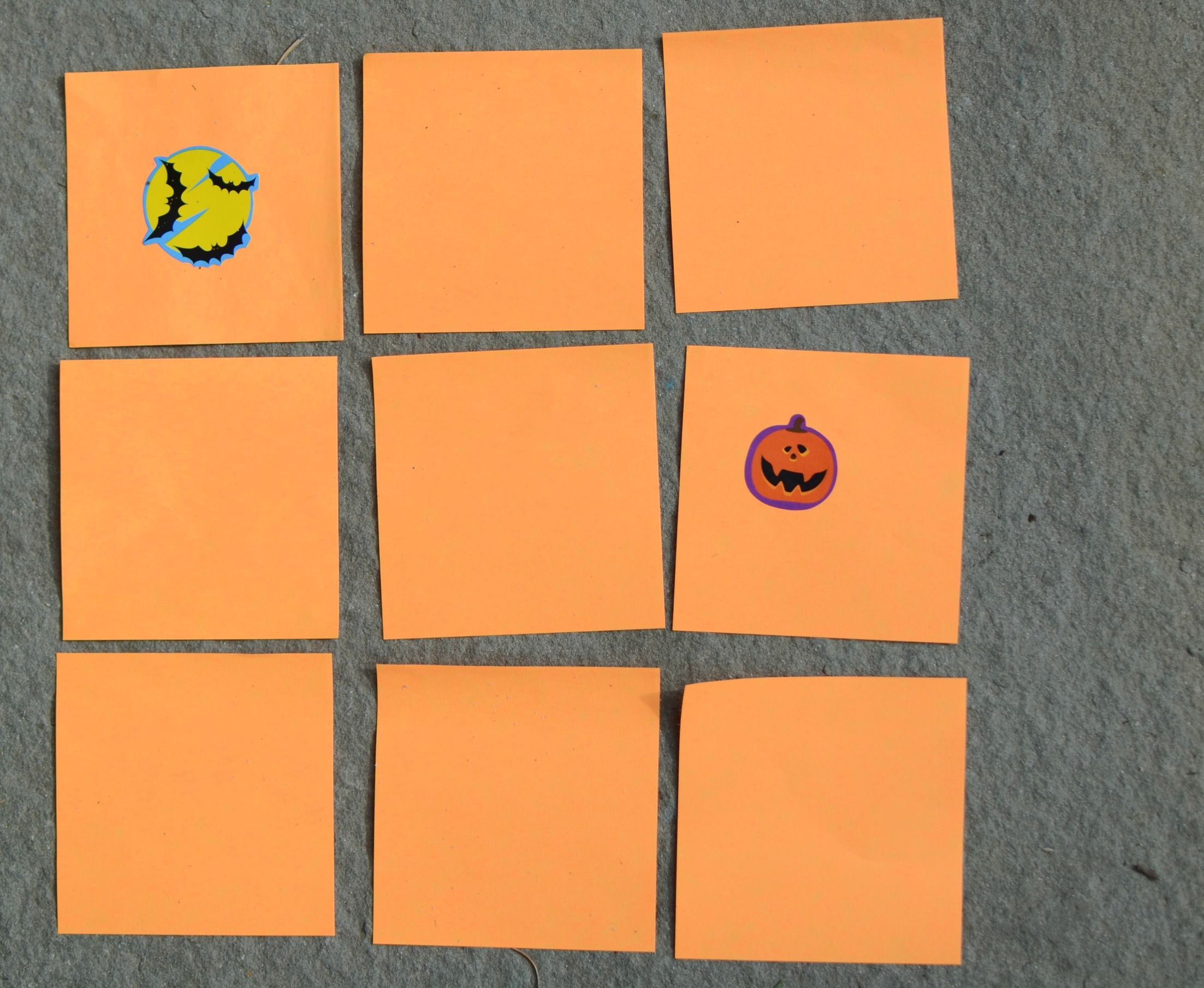 Make Your Own Halloween Game