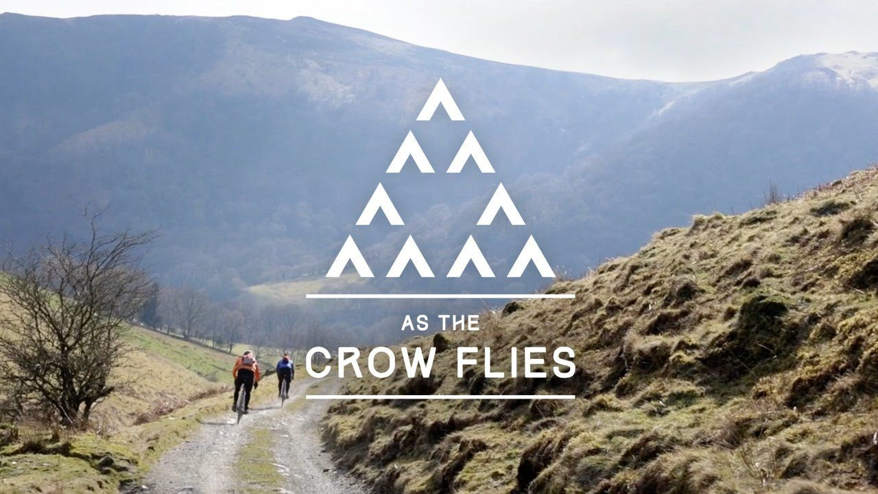 As The Crow Flies. Ade from howies and Dom from Wold met up in mid-Wales for a ride to the coast by howies HQ.  They rode two hand built how...