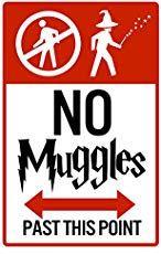 Harry Potter Educational Decrees {free printables