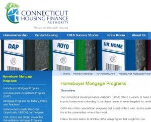 Connecticut First Time Home Buyer Incentives Including Down Payment