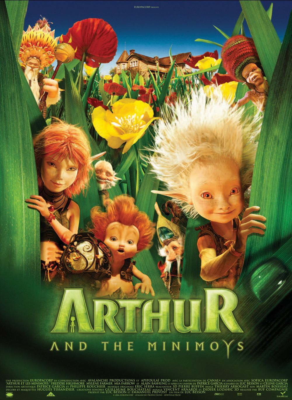 arthur and the invisibles 2 free online movie