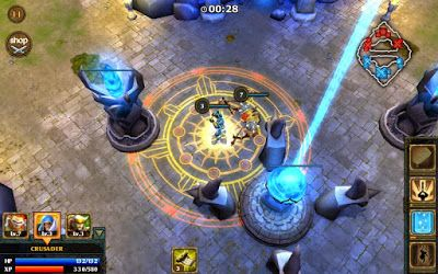 Legendary Heroes MOBA APK MOD Unlimited All Terbaru | Game Android